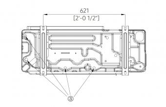 Samsung-Nordic-sieninio-kondicionieriaus-išorinio-bloko-brėžinys-10.0-11.2-kW-vienfazis-įrenginys-2