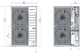 Nordic-4-kryptės-kasetės-išorinio-bloko-brėžinys-10.0-11.2-kW-trifazis-įrenginys-2