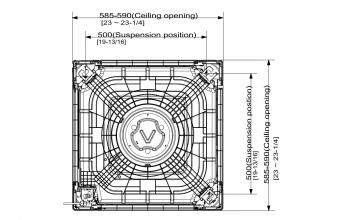 Nordic-mini-4-kryptės-kasetės-3.50-4.30-kW-vidinis-blokas
