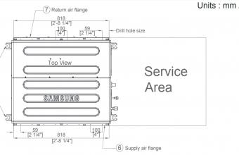 Nordic-3.5-4.3-kW-kanalinio-kondicionieriaus-vidinis-blokas