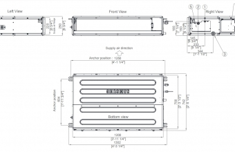 Nordic-7.1-8.0-kW-kanalinio-kondicionieriaus-vidinis-blokas-2