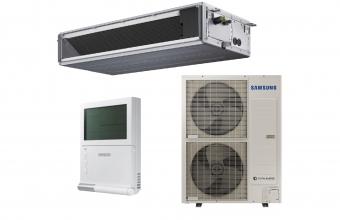 Nordic-kanalinio-10.0-11.20-kW-oro-kondicionieriaus-komplektas-vienfazis-įrenginys