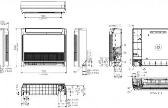 Konsolės-3.5-3.8-kW-brėžinys