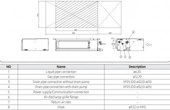 Multi-split-kanalinio-brėžinys-2.6-2.9-kW-2