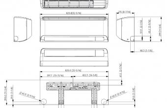 AR07TXFCAWKNEU-vidinio-bloko-brėžinys