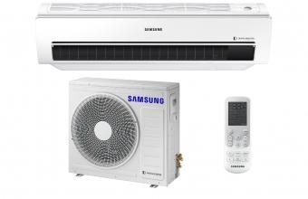 Samsung-komercinės-klasės-sieninis-7.1/8.0-kW-kondicionieriaus-komplektas