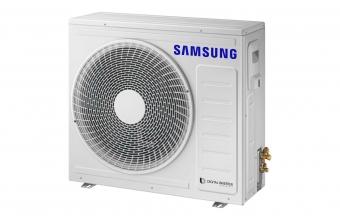 Samsung-komercinės-klasės-sieninis-7.1/8.0-kW-kondicionieriaus-išorinis-blokas