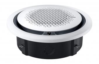 360-kasetinis-oro-kondicionieriaus-vidinis-blokas-apvalus-baltas-trifazis-įrenginys