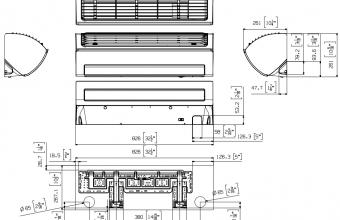 Triangle-sieninio-kondicionieriaus-vidinis-blokas-2.75-3.20-kW