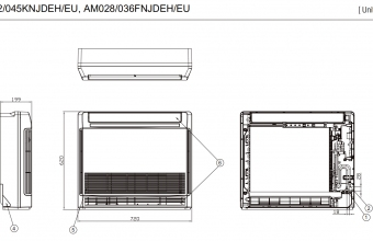 AM022-045KNJDEH-EU AM028-036FNJDEH-EU