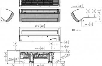 Split-Standart-kondicionieriaus-vidinis-blokas-2.75-3.20-kW