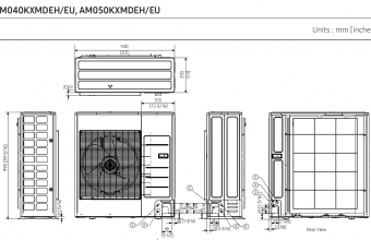AM040KXMDEH-AM050KXMDEH