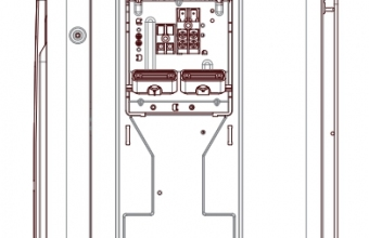Nordic-Range-Comfort-išorinio-bloko-brėžinys-3.50-4.00-kW-3