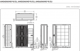 AM040NXMD-R AM050NXMD-R AM060NXMD-R