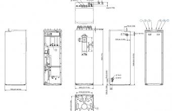 Tūrinis šildytuvas