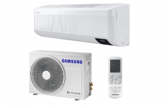 Komercinės-klasės-bevėjis-sieninis-oro-kondicionieriaus-komplektas-5.0-kW