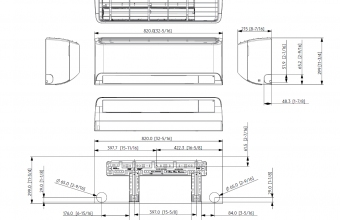 AR12TXFZBWKNEE-vidinio-bloko-brėžinys