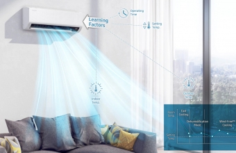 Bevėjis-kondicionieriaus-vidinis-įrenginys