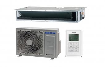 Kanalinis-vidutinio-slėgio-3.5-4.0-kW-oro-kondicionieriaus-komplektas