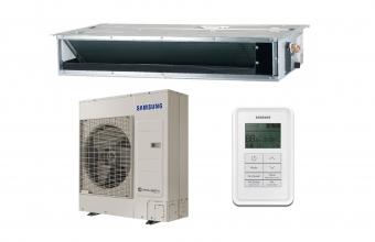 Kanalinis-vidutinio-slėgio-9.0-10.0-kW-oro-kondicionieriaus-komplektas-vienfazis