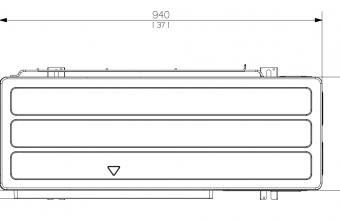 Vidutinio-slėgio-kanalinio-kondicionieriaus-išorinio-bloko-brėžinys-12.0-13.0-kW