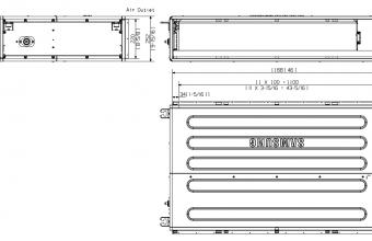 Vidutinio-slėgio-kanalinio-kondicionieriaus-vidinis-blokas-12.0-13.0-kW-vienfazis-įrenginys-2