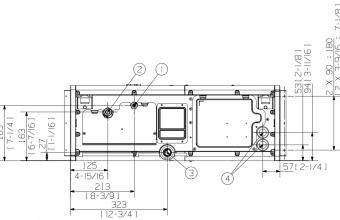 Vidutinio-slėgio-kanalinio-kondicionieriaus-vidinis-blokas-12.0-13.0-kW-vienfazis-įrenginys-3