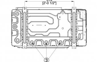 Aukšto-slėgio-kanalinio-kondicionieriaus-išorinio-bloko-brėžinys-20.0-23.0-kW-3