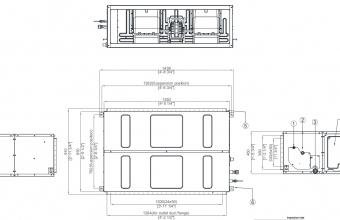 Aukšto-slėgio-kanalinio-kondicionieriaus-vidinis-blokas-20.0-23.0-kW