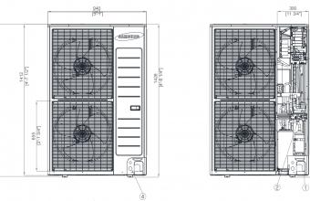 AC160JXADGH-palubinio-išorinio-bloko-brėžinys-2